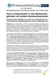 Deutschland hat einen neuen Meister - Baugewerbeverband ...