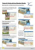 Tipps & Tricks ArCon Render Studio Materialgröße und ... - Page 2