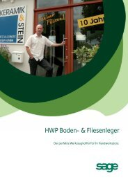 HWP Boden- & Fliesenleger