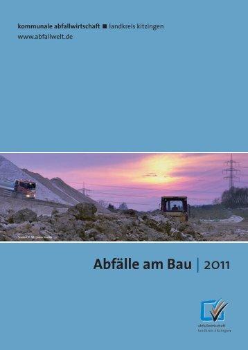 abfaelle_am_bau_web.pdf (1890 KB) - Abfallberatung Unterfranken