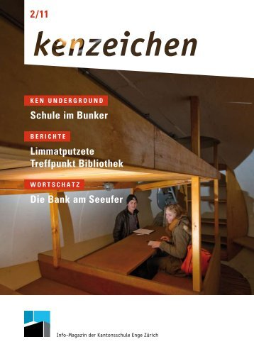 berichte - Kantonsschule Enge