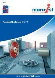 Katalog 2012 - Marcrist