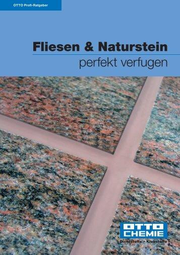 Fliesen & Naturstein perfekt verfugen - Northe