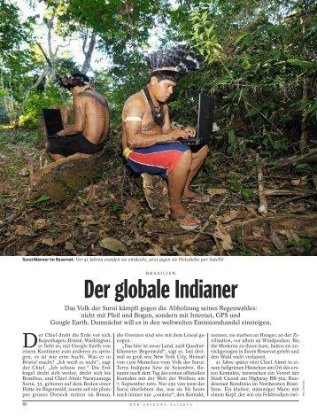 Der globale Indianer - IUCN