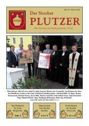 Oberamtsrat Alfred Frenz stand 41 Jahre lang im - Marktgemeinde ...