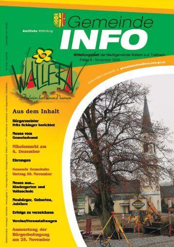 Folge 05-2004 - Wallern