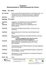 15:00 Uhr - Stadt Lauchhammer