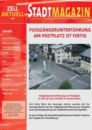 Downloaden - SPÖ Zell am See