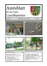 Amtsblatt 02/2004 - Stadt Lauchhammer