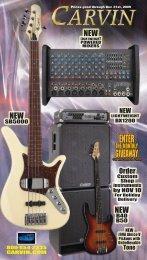 USA - Carvin Guitars