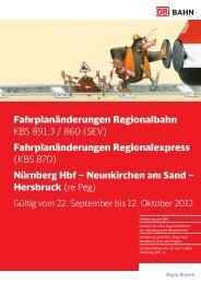 Bauarbeiten vom 22.09.2012 - Gemeinde Neunkirchen a.Sand