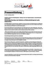 Stadtverwaltung - 91205 Lauf a.d.Pegnitz
