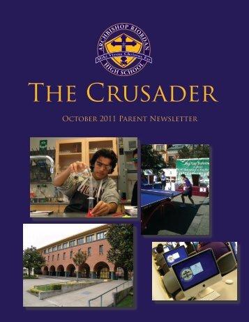 October 2011 - Archbishop Riordan High School