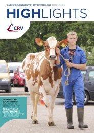 2012 - August - Highlights - CRV