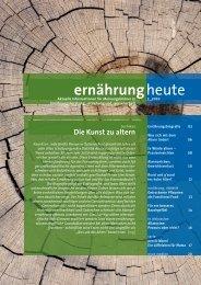 ernährungheute - Forum Ernährung