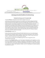Protokoll zur 66. Sitzung - Bundesanstalt für Bergbauernfragen