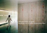 die Jubiläumsschrift für das Kantonsspital Olten - Eva Schumacher