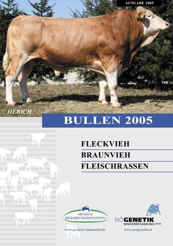 BULLEN 2005 - Noegenetik