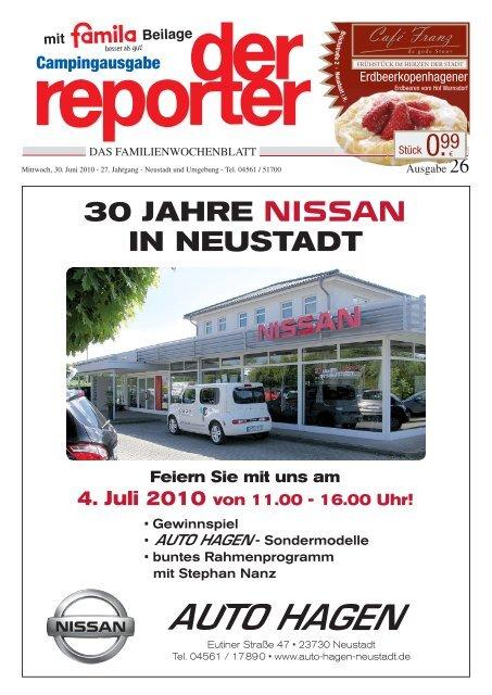 iN NeUStadt 30 Jahre - Der Reporter