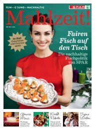SPAR Mahlzeit 06/2012 im pdf-Format