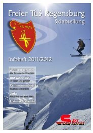Infoheft 2011/2012