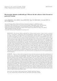 scarica pdf 1,3MB - Museo Tridentino di Scienze Naturali