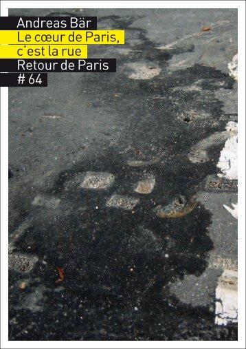 Le blogo retour rue des gar ons for Rue des garcons