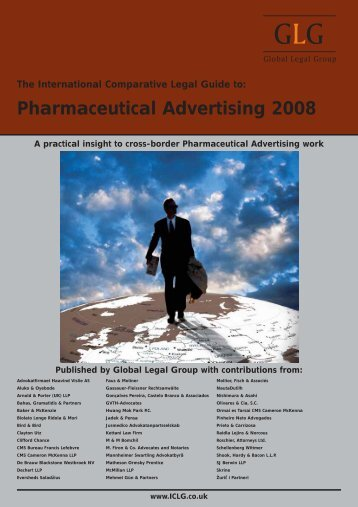 Pharmaceutical Advertising 2008 - Gassauer-Fleissner