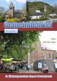 Feiern unter den Linden - Kirche-Ihmert