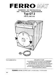 1.306 kb - ferro wärmetechnik