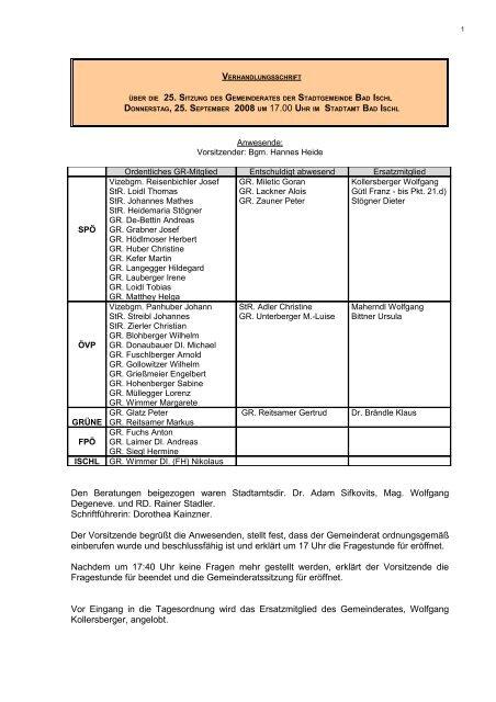 (287 KB) - .PDF - Bad Ischl - Land Oberösterreich