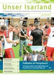 Ausgabe Juni 2012 - reba-werbeagentur.de