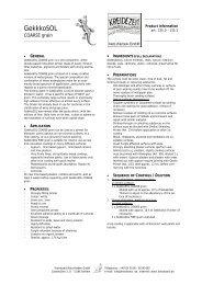 GekkkoSOL - Kreidezeit Naturfarben GmbH