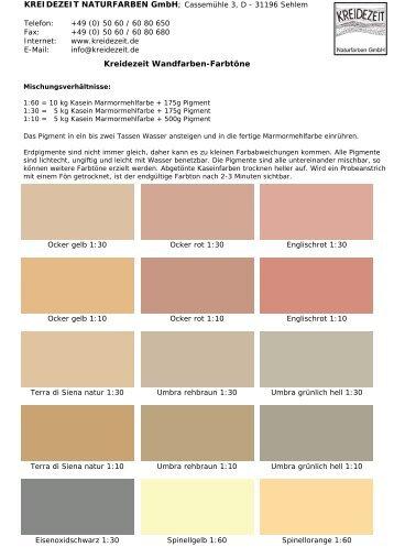 Umbra wandfarbe farbe ist nicht einfach farbe wie und - Farbtone wandfarbe ...