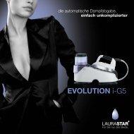 EVOLUTION i-G5 - LAURASTAR