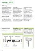 REMKO MXW - Seite 6
