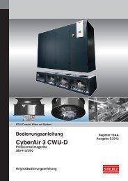 CyberAir 3 CWU-D - Stulz GmbH