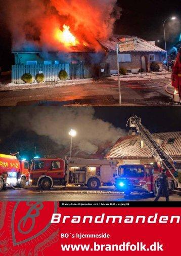 Brandfolk.dk - Brandfolkenes Organisation
