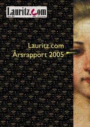 Kopi af Annual2005.indd - Lauritz.com