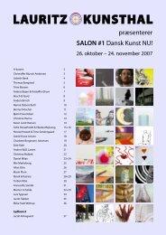 SALON #1 Dansk Kunst NU! præsenterer - Lauritz.com