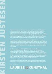 Kirsten Justesen er en af de største og mest originale ... - Lauritz.com