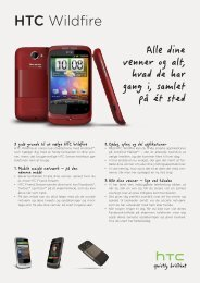 HTC Wildfire - Lauritz.com