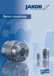 Metal bellows coupling I Series KPP - Jakob GmbH & Co ...