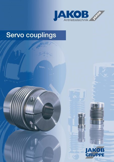 Metal bellows coupling I Series KPP - Jakob GmbH & Co ...