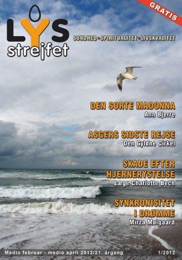 Nr. 1 - 2012 - LYS-strejfet.dk