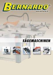 SägemaSchinen - LGH 24 Bernardo Maschinen
