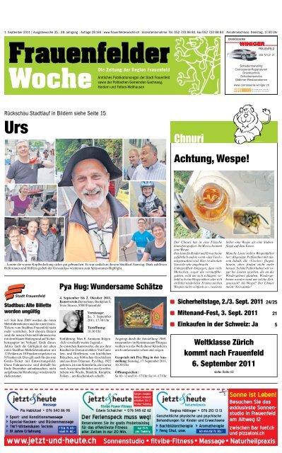 Rundbrief zur Umweltbildung 3/2012 - PH Zrich