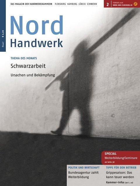 Schwarzarbeit - Nord-Handwerk
