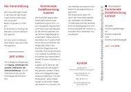 den Flyer der Veranstaltungsreihe 2008 als PDF-Dokument