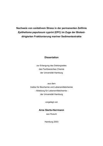 Volltext - Chemie - Universität Hamburg